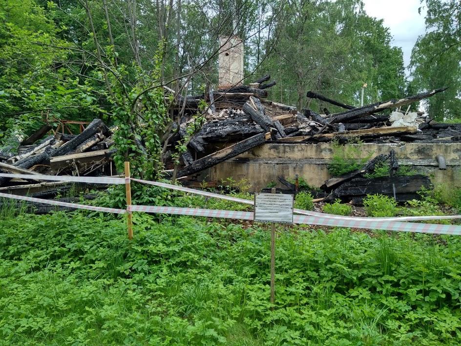 Бывший дом Павлова